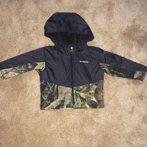 Columbia Infant Hooded Coat